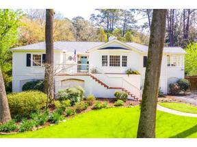 Property for sale at 753 Woodward Way, Atlanta,  Georgia 30327