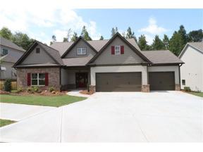 Property for sale at 178 Morris Creek Drive, Hoschton,  Georgia 30548