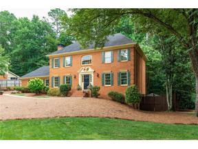 Property for sale at 3648 Allenhurst Drive, Peachtree Corners,  Georgia 30092