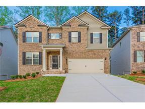 Property for sale at 1550 Kaden Lane, Braselton,  Georgia 30517