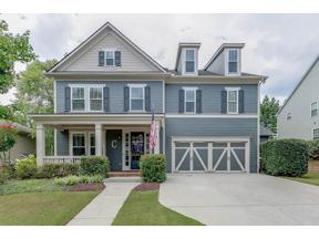Property for sale at 6227 Cedar Springs Lane, Hoschton,  Georgia 30548