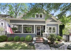 Property for sale at 1669 Mclendon Avenue, Atlanta,  Georgia 30307
