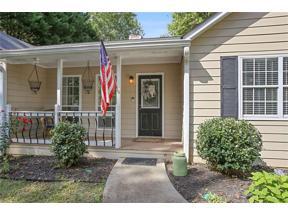 Property for sale at 4710 Pilgrim Point Road, Cumming,  Georgia 30041