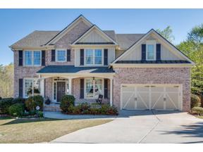 Property for sale at 7534 Mossy Log Court, Flowery Branch,  Georgia 30542