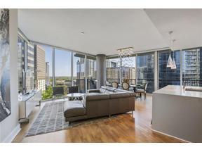 Property for sale at 1080 Peachtree Street Unit: 1003, Atlanta,  Georgia 30309