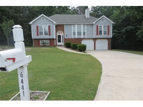 Property for sale at 6441 Farm Ridge Court, Flowery Branch,  Georgia 30542