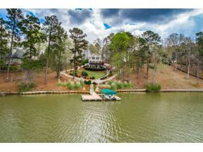 Property for sale at 1470 CHOO CHOO DRIVE, Greensboro,  Georgia 30642