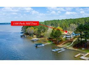 Property for sale at 1100 PARKS MILL TRACE, Greensboro,  Georgia 30642