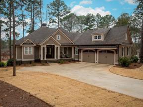 Property for sale at 1241 FAIRWAY RIDGE DRIVE, Greensboro,  Georgia 30642