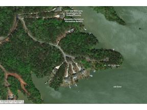 Property for sale at 1031 OLD MILL LANE, Greensboro,  GA 30642