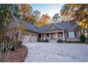 Property for sale at 1031 PLANTATION POINT DRIVE, Greensboro,  Georgia 30642