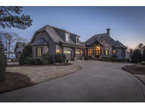 Property for sale at 138 CAPE VIEW LANE, Eatonton,  Georgia 31024