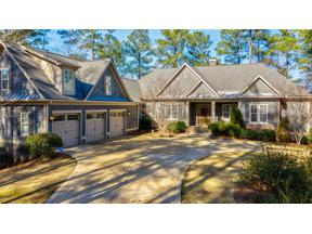 Property for sale at 1000 POINT VIEW LANE, Greensboro,  GA 30642