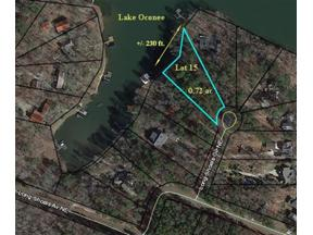 Property for sale at Lot 15 LONG SHOALS CIRCLE, Eatonton,  Georgia 31024