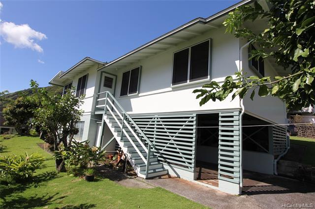 Photo of home for sale at 2481 Narcissus Street, Honolulu HI