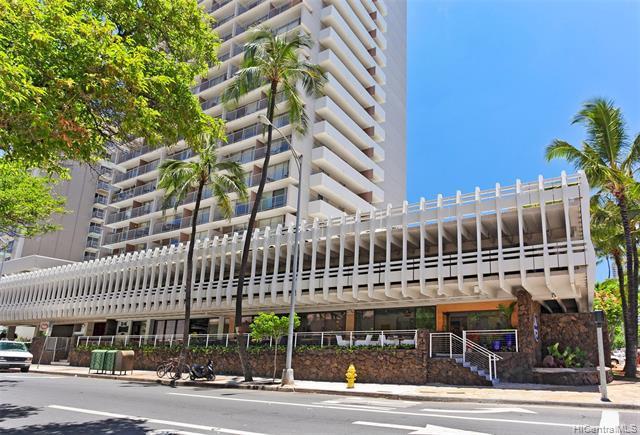 Photo of home for sale at 364 Seaside Avenue, Honolulu HI