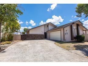 Property for sale at 94-1031 Upai Place, Waipahu,  Hawaii 96797