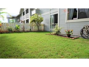 Property for sale at 94-227 Paioa Place Unit: B101, Waipahu,  Hawaii 96797