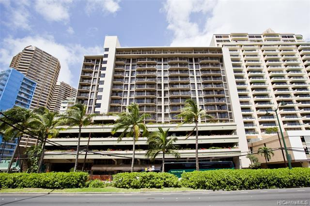 Photo of home for sale at 1850 Ala Moana Boulevard, Honolulu HI