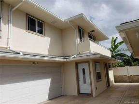 Property for sale at 1432 Pua Lane Unit: B, Honolulu,  Hawaii 96817