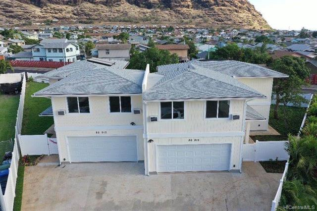 Photo of home for sale at 86-912 Alamihi Place, Waianae HI