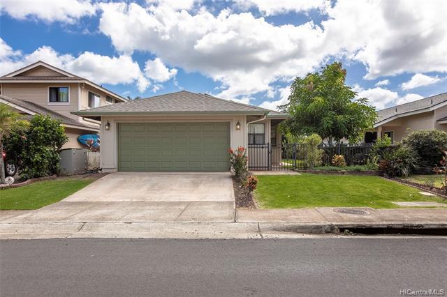 Photo of home for sale at 94-1095 Kamiki Street, Waipahu HI