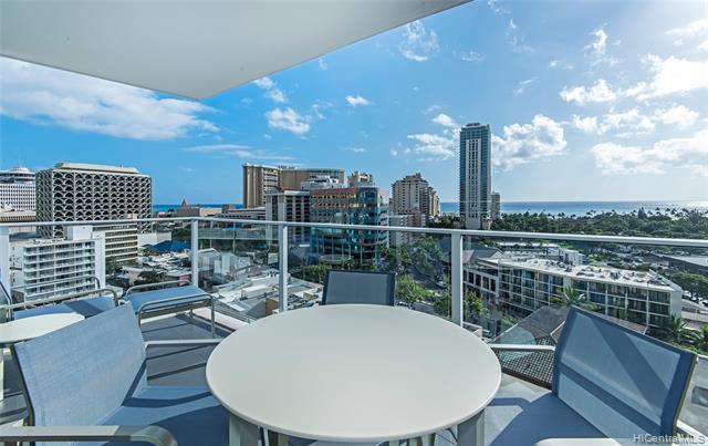 Photo of home for sale at 383 Kalaimoku Street, Honolulu HI