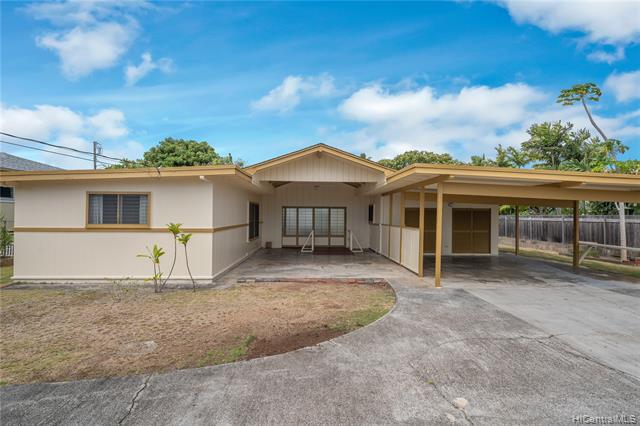 Photo of home for sale at 422D Kalama Street, Kailua HI