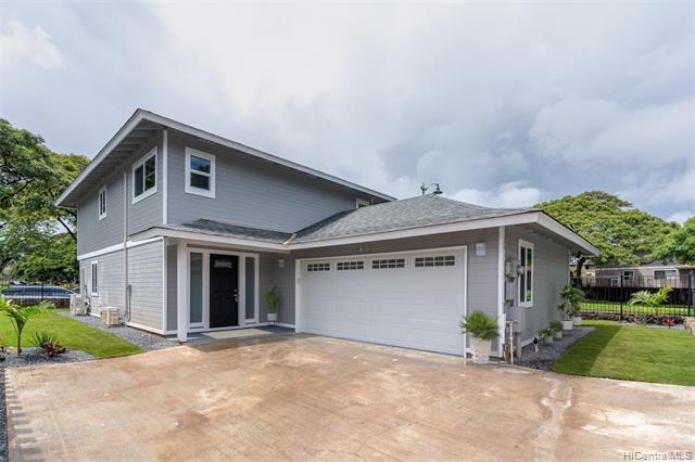 Photo of home for sale at 91-1015 Olepekupe Street, Ewa Beach HI