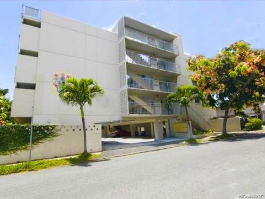 Photo of home for sale at 1643 Clark Street, Honolulu HI