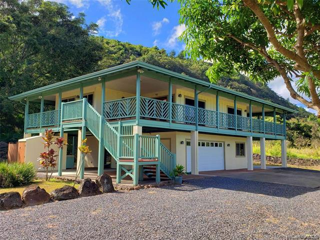 Photo of home for sale at 59-073 Kahae Road, Haleiwa HI