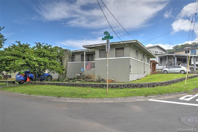 Photo of home for sale at 45-322 Nakuluai Street, Kaneohe HI