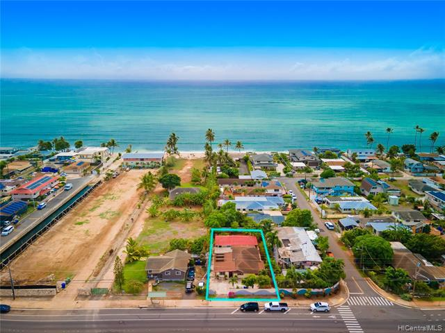 Photo of home for sale at 91-561 Fort Weaver Road, Ewa Beach HI