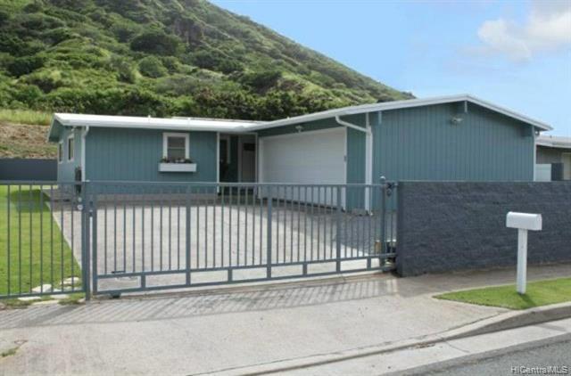 Photo of home for sale at 785 Ahukini Street, Honolulu HI