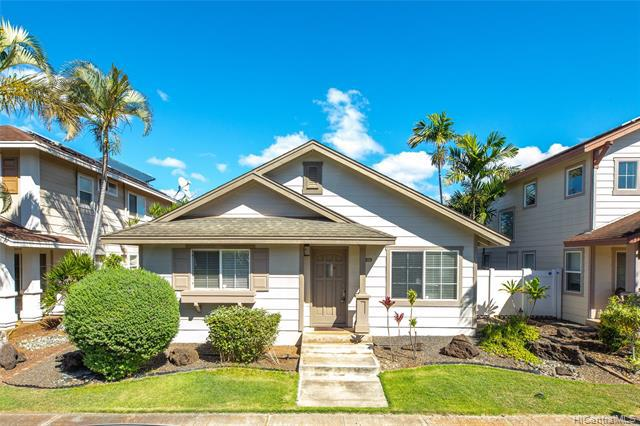 Photo of home for sale at 91-1016 Kaikauhaa Street, Ewa Beach HI