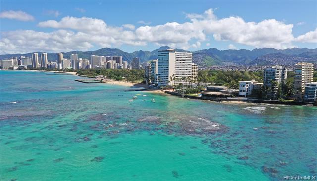 Photo of home for sale at 2895 Kalakaua Avenue, Honolulu HI