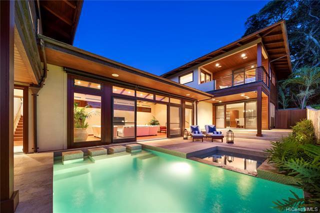 Photo of home for sale at 241 Kulamanu Place, Honolulu HI