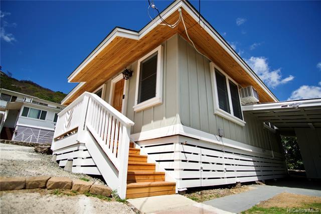 Photo of home for sale at 1526F Palolo Avenue, Honolulu HI