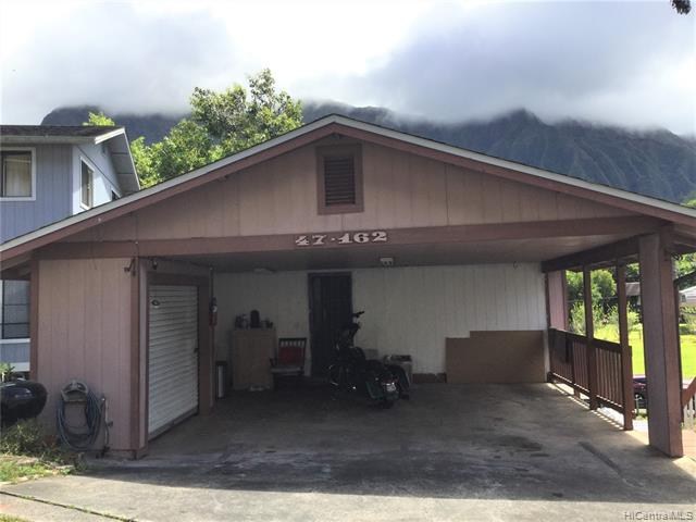 Photo of home for sale at 47-162 Hui Oo Place, Kaneohe HI