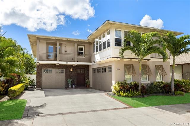 Photo of home for sale at 91-1107 Waikai Street, Ewa Beach HI