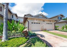 Property for sale at 92-1051C Koio Drive Unit: M8-3, Kapolei,  Hawaii 96707