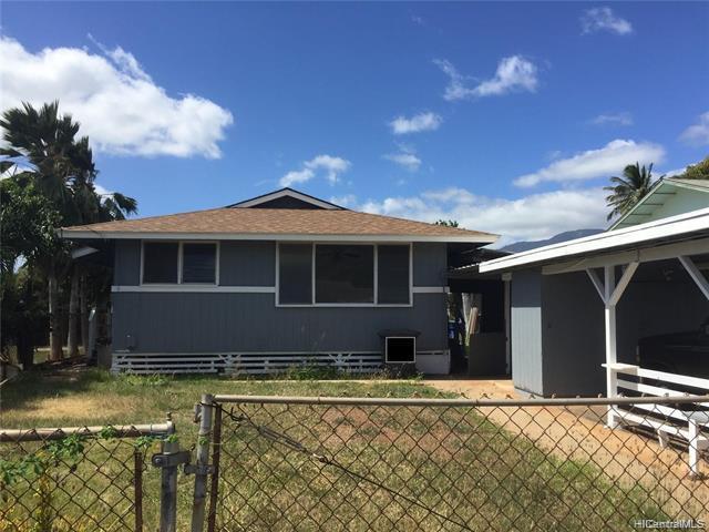 Photo of home for sale at 87-154 Maliona Street, Waianae HI