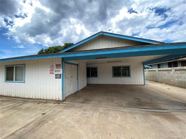 Photo of home for sale at 85-931 Mill Street, Waianae HI