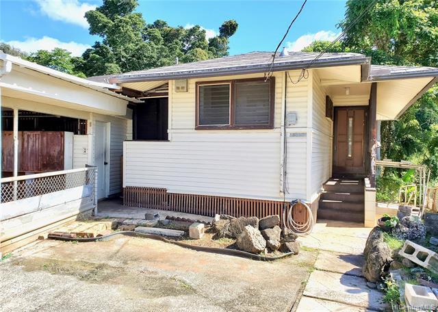Photo of home for sale at 2375B Jennie Street, Honolulu HI