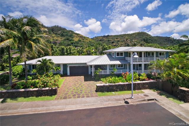 Photo of home for sale at 58-200 Napoonala Place, Haleiwa HI