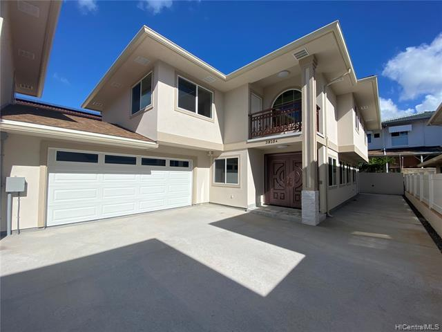 Photo of home for sale at 3810 A Noeau Street, Honolulu HI
