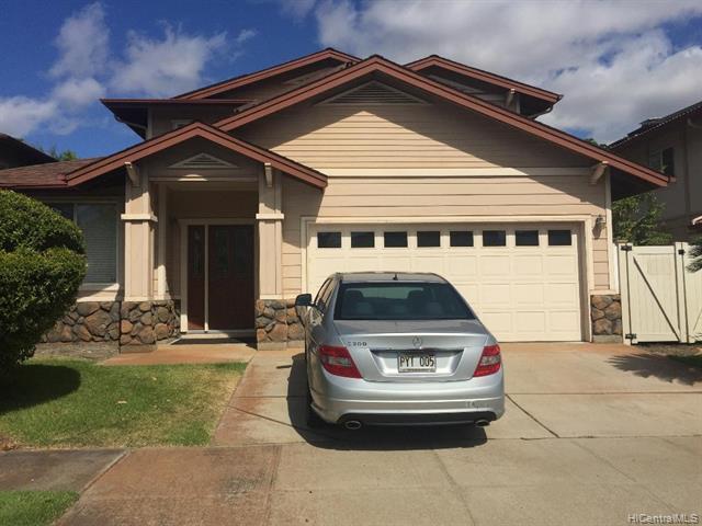 Photo of home for sale at 91-1456 Wahane Street, Kapolei HI