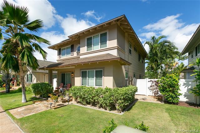 Photo of home for sale at 91-1014 Kaihoi Street, Ewa Beach HI