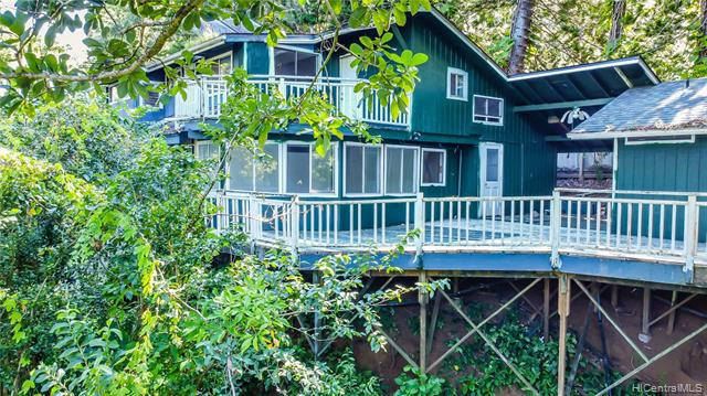 Photo of home for sale at 55 Lepo Place, Haiku HI
