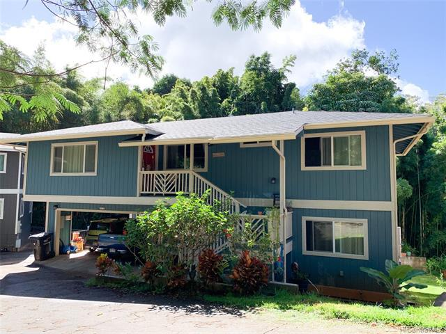 Photo of home for sale at 1817 Kalie Place, Wahiawa HI